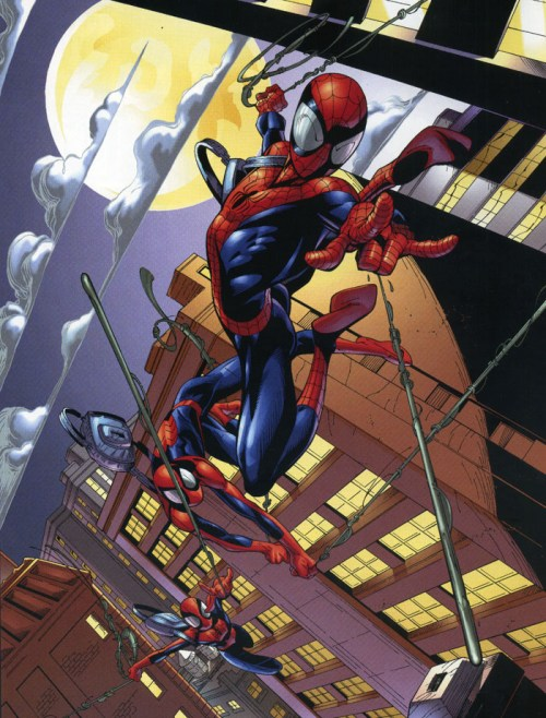 Art by Mark Bagley