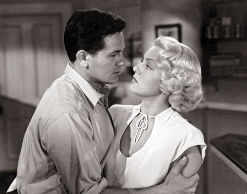 Frank and Cora in 1946's THE POSTMAN ALWAYS RINGS TWICE