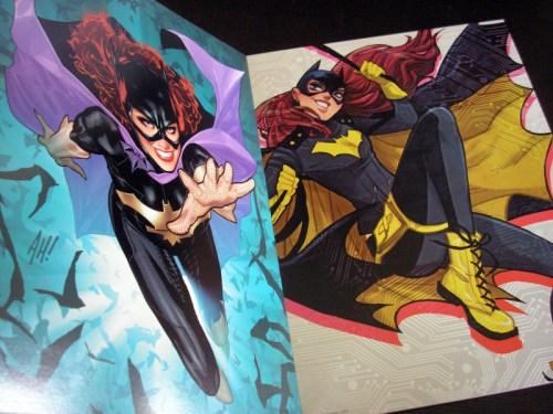 New 52 Batgirl Posters