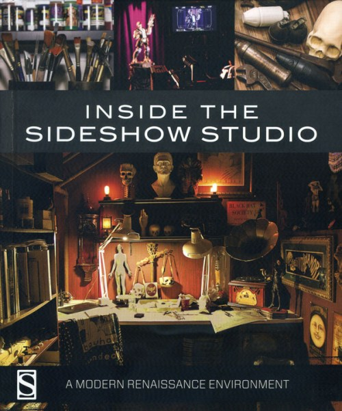 Insight-Editions-Inside-Sideshow-Studio