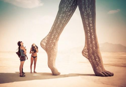 Has Bumbershoot Become Seattle's Burning Man? Photo: Trey Ratcliff / Flickr