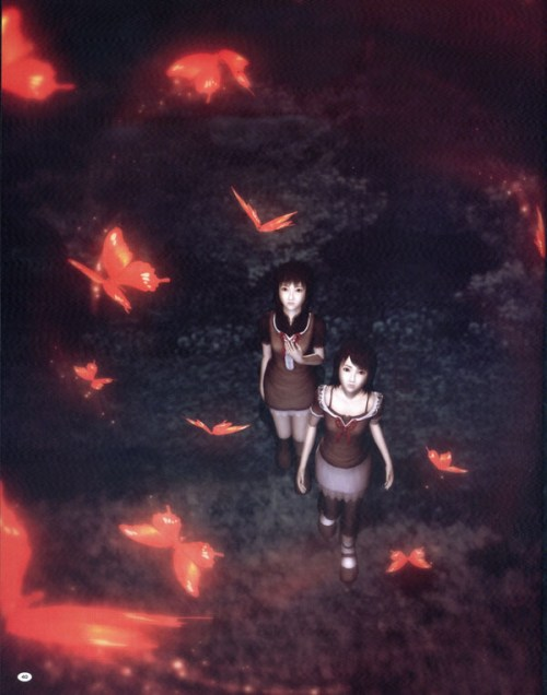 """From """"Fatal Frame 4"""""""