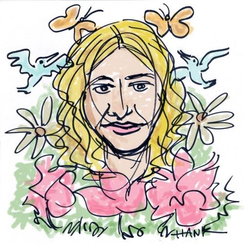 Drew Barrymore Wildflower