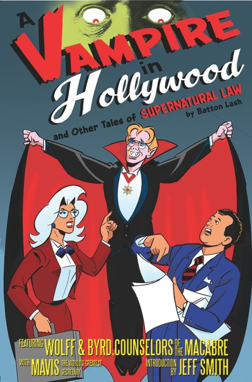 Batton Lash Vampire in Hollywood
