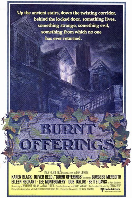 """Burnt Offerings"" from 1976"