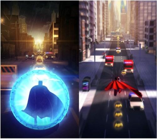 """Batman V. Superman: Who Will Win?"" game"