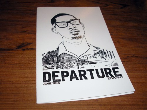 DEPARTURE by Jeane Wong and Roy Stewart