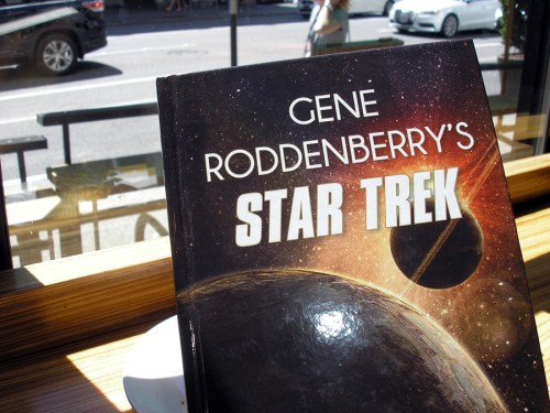 """Gene Roddenberry's Star Trek: The Original Cast Adventures,"" published by Rowman & Littlefield, edited by Douglas Brode and Shea T. Brode"