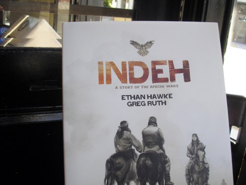 INDEH by Ethan Hawke and Greg Ruth