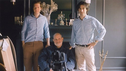 Jake Paltrow, Brian De Palma and Noah Baumbach