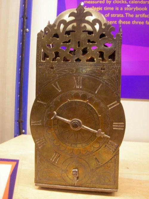 Brass Lantern Clock, circa 1630