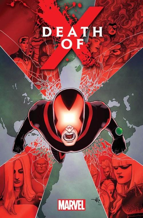 Death of X-Men