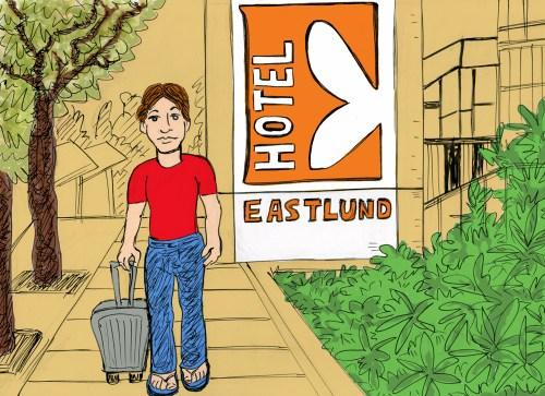 Hotel Eastlund in Portland, Oregon
