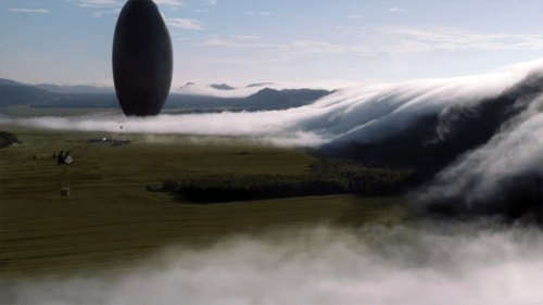 """Arrival"" screenplay by Eric Heisserer"