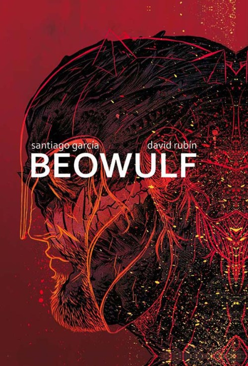 BEOWULF, a graphic novel by Santiago García and David Rubín