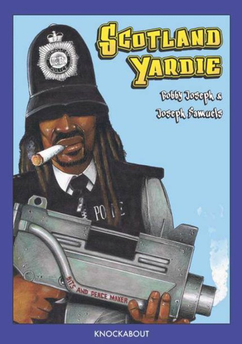 SCOTLAND YARDIE by Bobby Joseph and Joseph Samuels