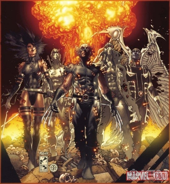 X-Force en Fear Itself