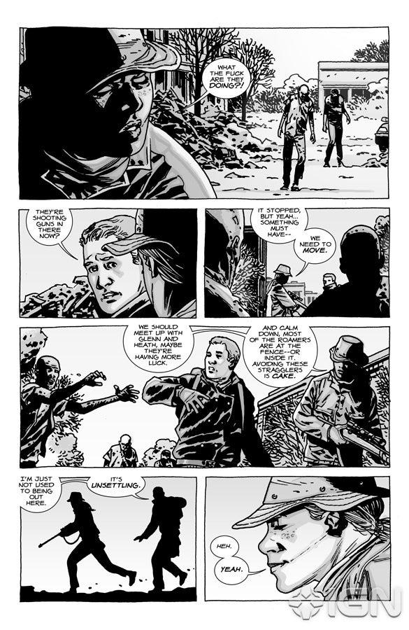 The Walking Dead #84 p4