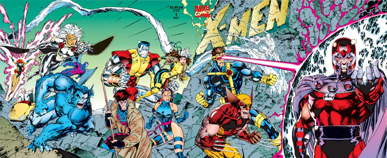 Imagen de X-Men #1 Vol. 2 Cover (Old Color) cortesía de IGN