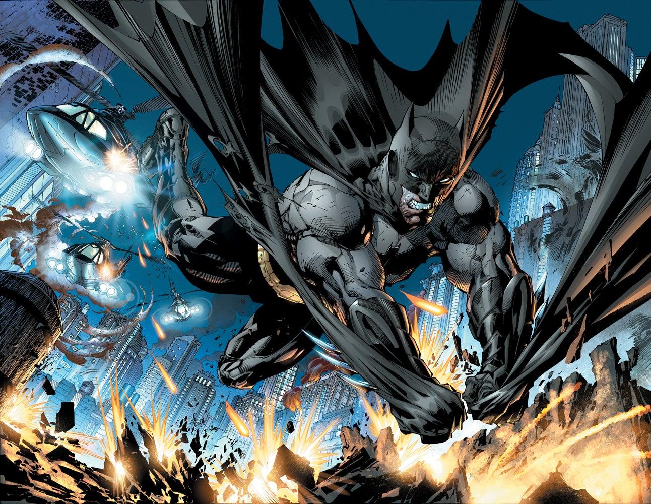 Imagen de Justice League #1 Pages 2-3 cortesía de IGN
