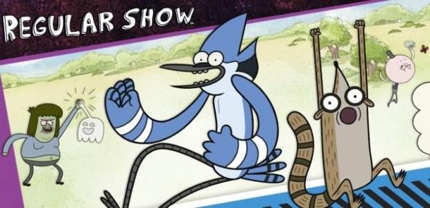 Regular Show 1 New