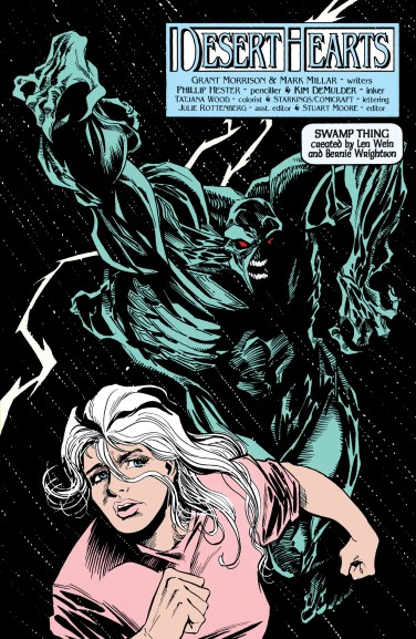 Swamp Thing v01 - The Root of All Evil-079
