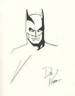 Batman by Don Kramer