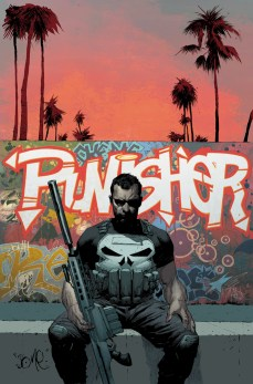 Punisher #2 Jerome Opena Var Cover