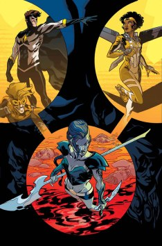 New Warriors #2 Ramon Perez Reg Cover