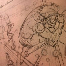 Marcus To Speedball Pencils