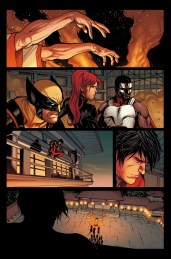 Avengers World #3 Preview 1 Art by Stefano Caselli