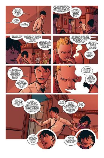 Deadly Class #1 Preview 2