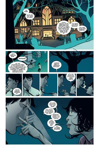 Deadly Class #1 Preview 3