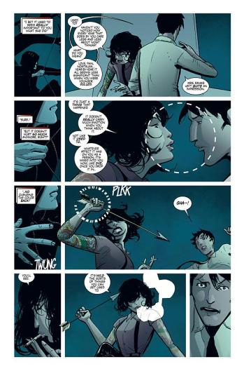 Deadly Class #1 Preview 4