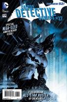 Batman: Detective Comics #27 Variant Cover By Jim Lee