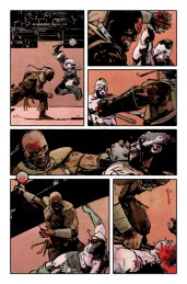 George Romero Empire Of The Dead #2 Preview 1 Art by Alex Maleev