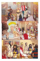 Ms. Marvel #1 Preview 2 Art by Adrian Alphona