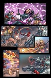 Uncanny X-Force #17 Preview 4