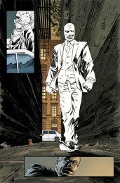 Moon Knight #1 Preview 1 Art by Declan Shalvey