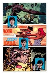 Secret Avengers #1 Preview 1 Art by Michael Walsh