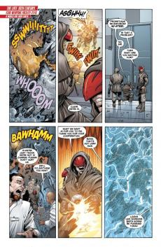 Superboy #29 Preview 1 Art by Mark Irwin/Andres Guinaldo