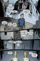 The Unwritten: Apocalypse #4 Preview 1 Art by Peter Gross