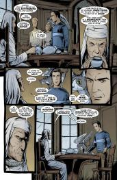 The Unwritten: Apocalypse #4 Preview 3 Art by Peter Gross