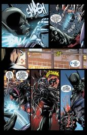 The New 52: Futures End #1 Preview 3 Art by Patrick Zircher