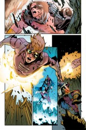 Deadpool Vs X-Force #1 Preview 3 Art by Pepe Larraz