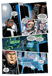 The New 52: Future's End #5 Preview 3 Art by Dan Green/Jesús Merino