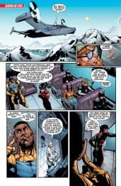 Superboy #32 Preview 3 Art by Jorge Jimenez