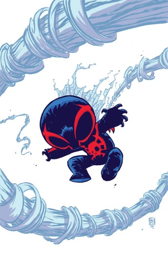 Spider-Man 2099 #1 Variant Cover by Skottie Young
