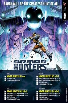 Armor Hunters #1 Preview 7 Art by Doug Braithwaite
