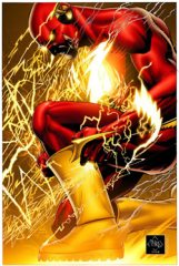 The Flash Rebirth